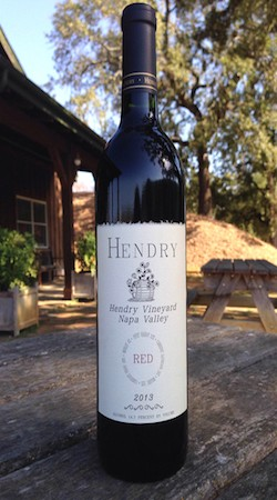 2013 Hendry Vineyards Napa Valley Red Blend
