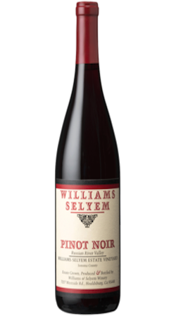 2013 Williams Selyem Estate Vineyard Pinot Noir
