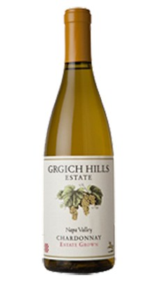 2017 Grgich Hills Estate Chardonnay Napa Valley