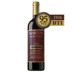 2012 Maroon Vineyards Cabernet Sauvignon Napa Valley