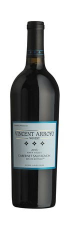2015 Vincent Arroyo Cabernet Sauvignon Napa Valley