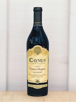 2016 CAYMUS NAPA VALLEY CABERNET