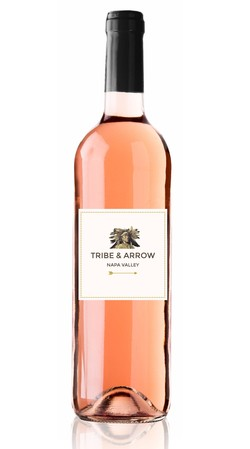 2019 TRIBE AND ARROW NAPA VALLEY ROSE