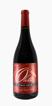 Large Format 2017 Olet'te Russian River Pinot Noir