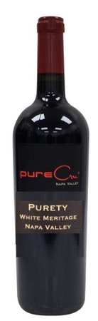 2015 Pure Cru Purety White Meritage Blend Napa Valley