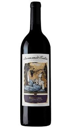 2016 Summit Lake Vineyards Zinfandel