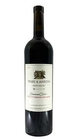 2016 Tribe & Arrow Reserve Cabernet Sauvignon Napa Valley