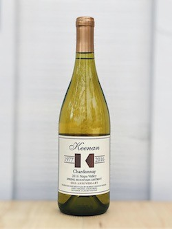 2017 Keenan Spring Mountain Chardonnay Napa Valley